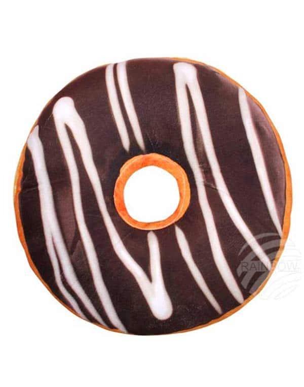 Cuscino Donus Cioccolato