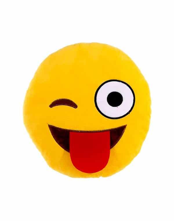 Cuscino Smile Linguaccia